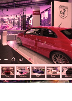 دموی تور مجازی نمایشگاه
